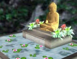 #21 untuk Design a garden Buddha statue oleh Arif108