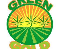 #77 for I need a logo designed for a new Cannabis Company called Green Gold, the company will grow cannabis in Africa. af istahmed16