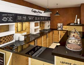 #23 для Design me a coffee shop от roarqabraham