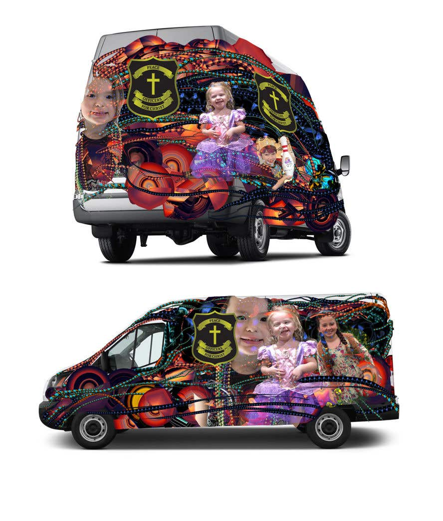 Contest Entry #5 for Vehicle Wrap