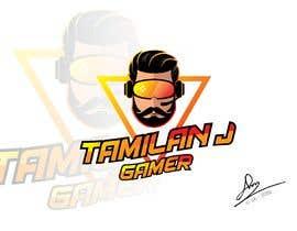 #76 untuk New logo for my YouTube Channel Tamilan J - Gaming oleh AshrafAliKhan007