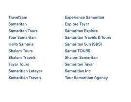 VivienO tarafından I need a good tour company name ideas. için no 59