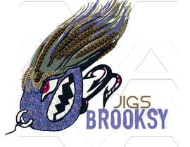 #39 cho Fishing Logo Brooksy Jigs bởi unsoftmanbox