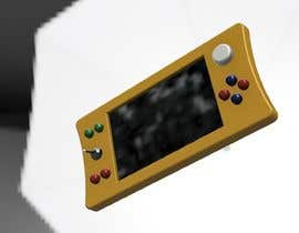 #43 cho Product ID Design-handheld retro video game console bởi grvdesale5
