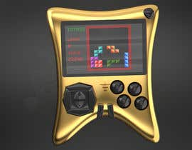 #28 untuk Product ID Design-handheld retro video game console with power bank( portable charger) function oleh Cobot