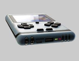 #54 for Product ID Design-handheld retro video game console with power bank( portable charger) function by devswarnakar