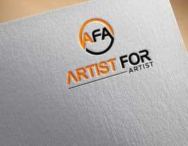 #29 para Artist For Artist - LOGO NEEDED por flyhy