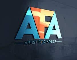 #37 para Artist For Artist - LOGO NEEDED por gsamsuns045