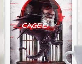 "#44 untuk ""Caged"" Book cover art contest oleh jorzsitse"