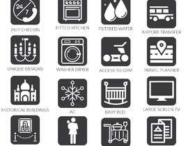 #24 for Design of 20 icons af sharif106