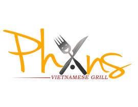 ralfgwapo tarafından Design a Logo for Phans- Vietnamese Grill için no 88