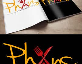 ralfgwapo tarafından Design a Logo for Phans- Vietnamese Grill için no 90