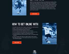 Nro 27 kilpailuun Re-design theme wordpress casino and gambling website. käyttäjältä yasirmehmood490