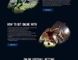 nº 31 pour Re-design theme wordpress casino and gambling website. par yasirmehmood490