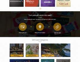 #21 for bull;d me a gift card website by ravinderss2014