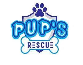 #9 for Pup's Rescue Logo Design af xninedezine