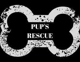 #8 for Pup's Rescue Logo Design af nadiashahila