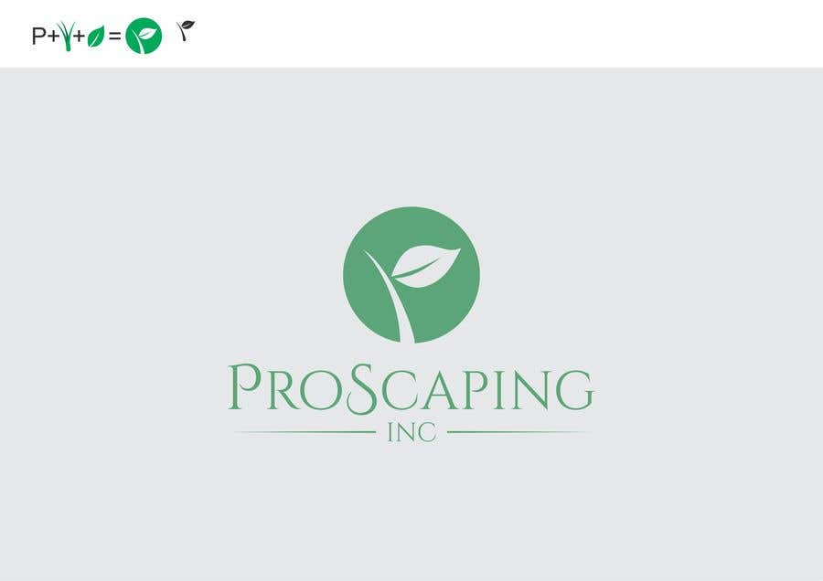 Penyertaan Peraduan #287 untuk Create a Logo for ProScaping Inc.