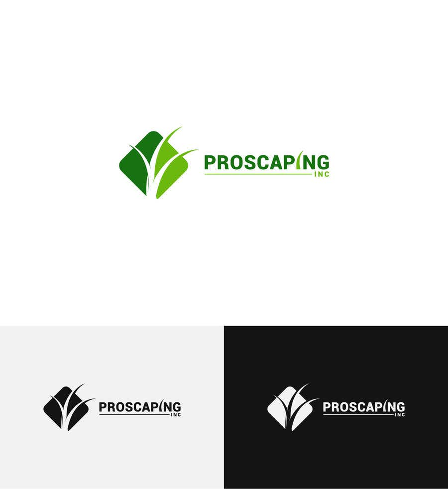 Penyertaan Peraduan #62 untuk Create a Logo for ProScaping Inc.
