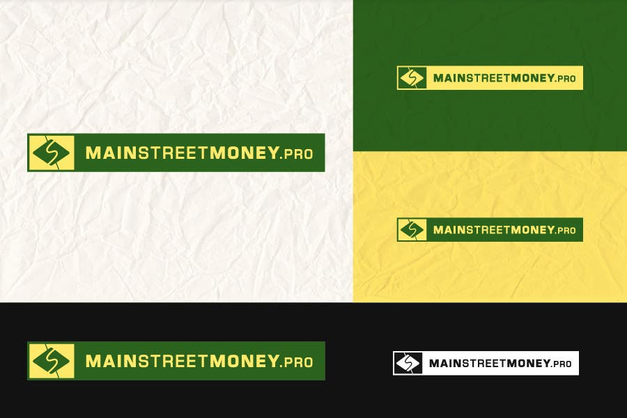 Contest Entry #                                        29                                      for                                         Logo Design for MainstreetMoney.Pro (with plenty of banner work available after)