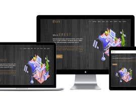 RainbowKing3 tarafından design a corporate website için no 49