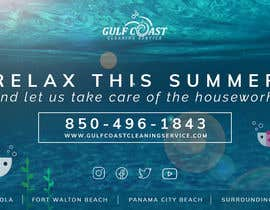 nº 42 pour Summer graphic design advertisement par kajajo