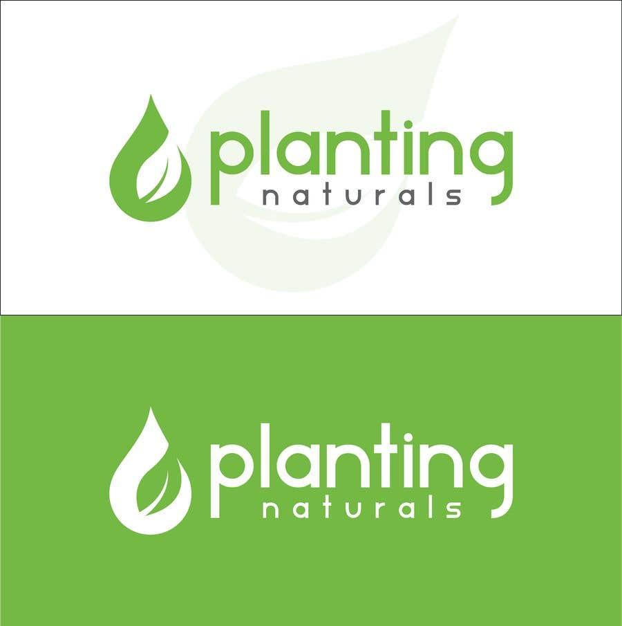 Contest Entry #143 for Design me a LOGO for planting naturals