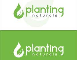 #143 for Design me a LOGO for planting naturals by omarfaruqe52