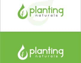 #144 for Design me a LOGO for planting naturals by omarfaruqe52