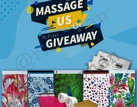 #60 para Facebook Ad Graphic For Giveaway (Image / Video / Carousel) de rissohan