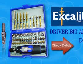#13 for Banner Ad Design for Excaliburtools.com.au by techkirti