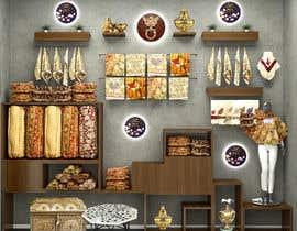 #34 for Make a mood board for my retail store af roarqabraham