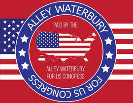 #8 for Alley Waterbury for US Congress by shreya11994