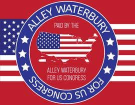nº 8 pour Alley Waterbury for US Congress par shreya11994