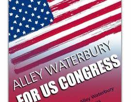 nº 1 pour Alley Waterbury for US Congress par emastojanovska