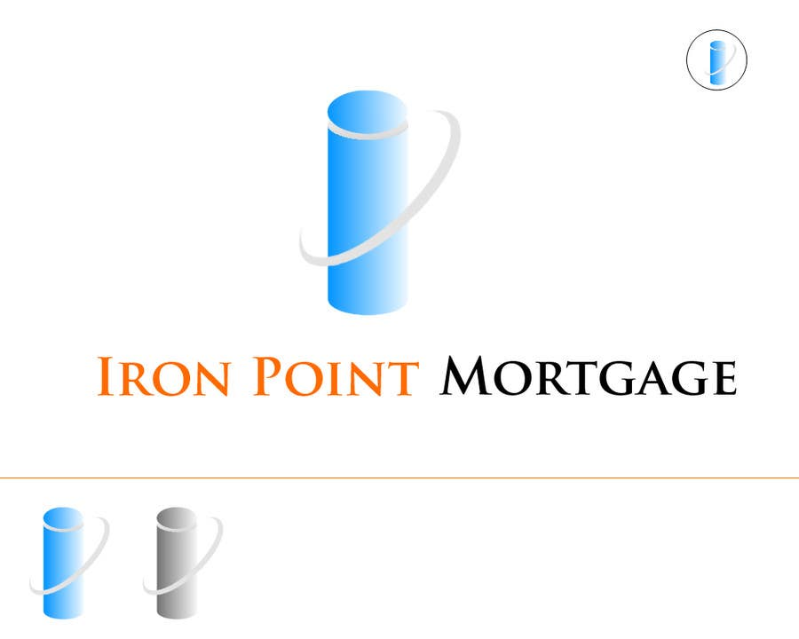 Contest Entry #195 for Logo Design for Iron Point Mortgage