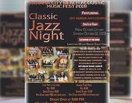 Nro 28 kilpailuun Need a concert flyer created käyttäjältä sultanalam18