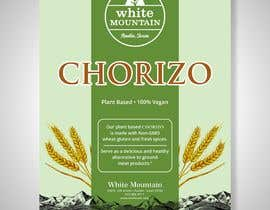 "#29 for 3""x4"" Vertical Food Product Label for White Mountain Foods by zrules"