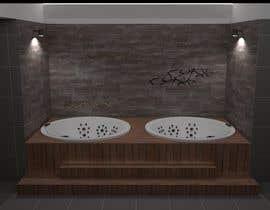 #4 para Design for new hydromassage pools in a SPA de NoesisAv