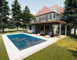 #29 cho 3D DESIGN VERANDA AND TECHNICAL DRAWING bởi AchitecturalSV