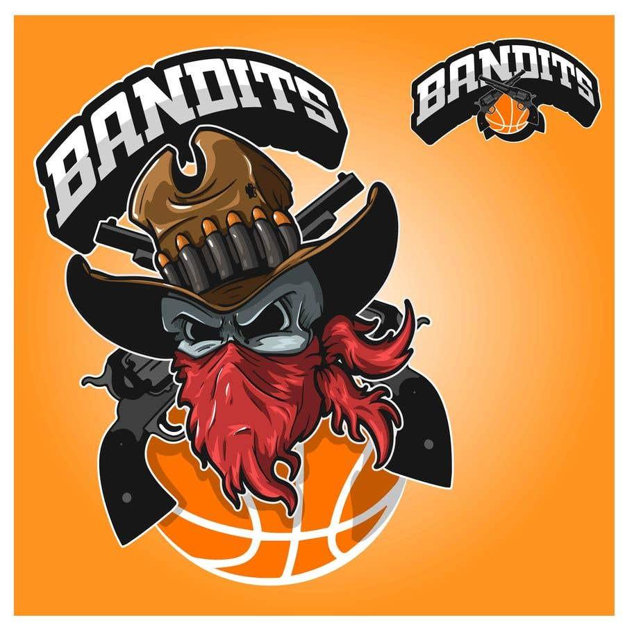 Penyertaan Peraduan #13 untuk Logo for basketball team