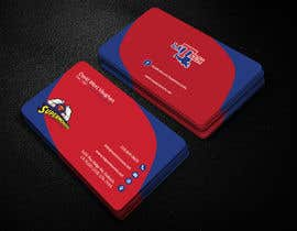 #133 cho business cards for moving company bởi subornatinni