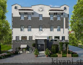 Nro 25 kilpailuun Exterior Render - Hotel käyttäjältä azeemkiyani786