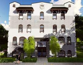 Nro 12 kilpailuun Exterior Render - Hotel käyttäjältä sampathDJ