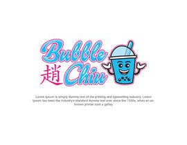 #25 cho Logo for a bubble tea company bởi Proshantomax