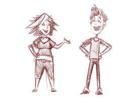 nº 5 pour Cartoon Character Contest for a show par ToaMota