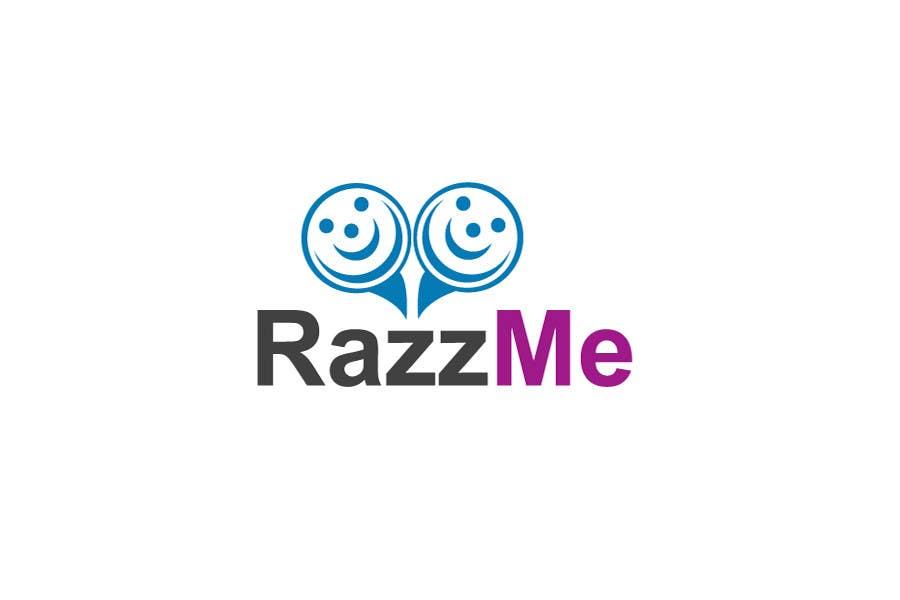 Penyertaan Peraduan #                                        22                                      untuk                                         Logo Design for Razz Me