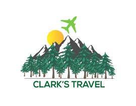 #40 for Clark's Travel Logo by AhamedSani