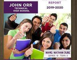#33 for Design a report cover page by WinningChamp