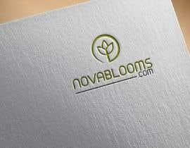 Nro 245 kilpailuun Design a logo for NovaBlooms.com käyttäjältä Arfanmahedi